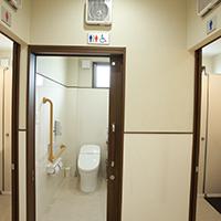 吉野会館トイレ