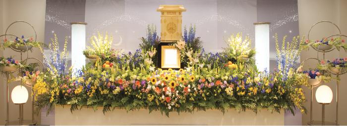 プレミアムプラン祭壇