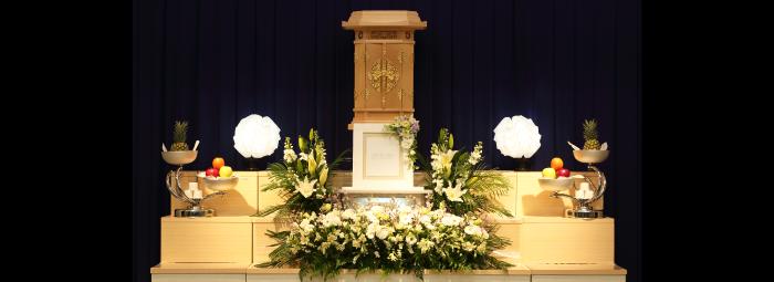 シンプルプラン祭壇
